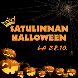 Halloween satulinna Edition